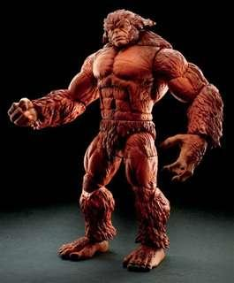 Marvel Legends Deadpool Series (漫威傳奇死待系列)Sasquatch  大腳怪 BAF