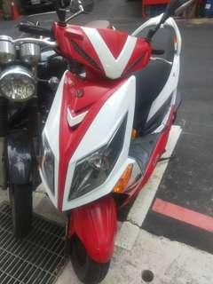 2013年JET -evo  125cc