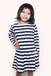 Dress polka #momjualan