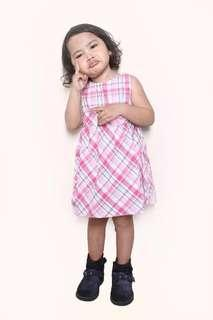 Pink dress #momjualan
