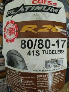 Corsa R26 80/80-17