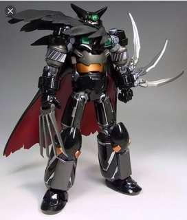 Fewture Black Getter 1 Ryoma Mode Repaint Version Changing Set Ex Gokin