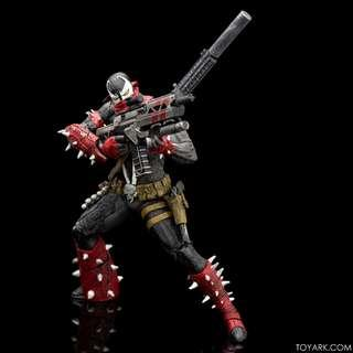 Commando spawn action figure toy