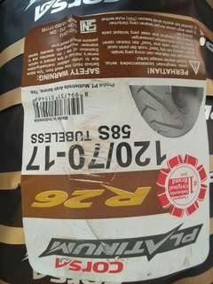 Corsa R26 120/70-17