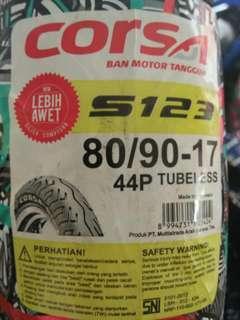 Corsa S123 80/90-17