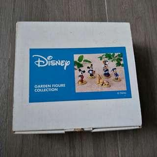 Disney garden figure collection 1盒