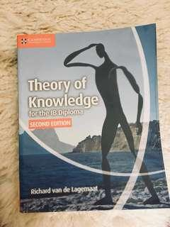 Theory of Knowledge for the IB Diploma (2nd edition)