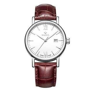 SWIZA 瑞莎 瑞士女裝手錶 時尚潮流防水真皮腕帶手錶 女士女裝腕錶 Women's Lady watch WAT.0121.1001