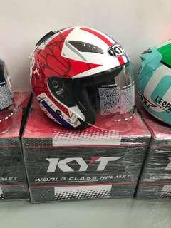 NEW KYT HELMET FOR SALE