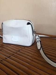 Parfois white bag