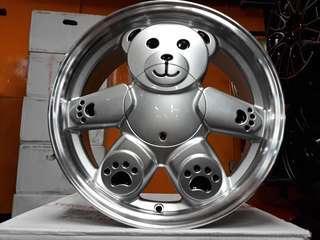 """Sportrim Bear 15"""" pcd 8x100/114"""