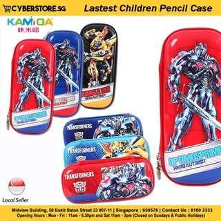Transformer Pencil Case