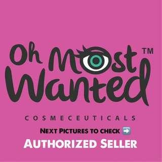 Oh Most Wanted Authorized Seller
