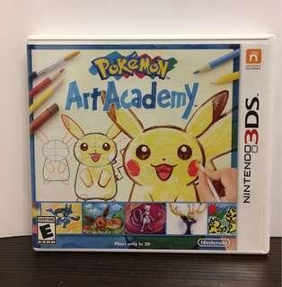 [3DS] Pokémon Art Academy - US VERSION (美版)