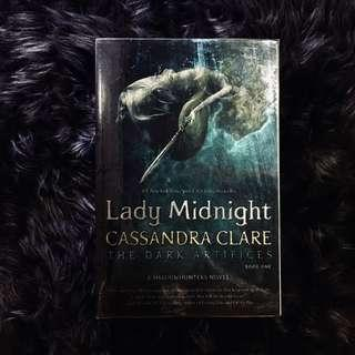 The Dark Artifices: Lady Midnight by Cassandra Clare