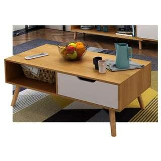 Stylish Center Table with Drawer