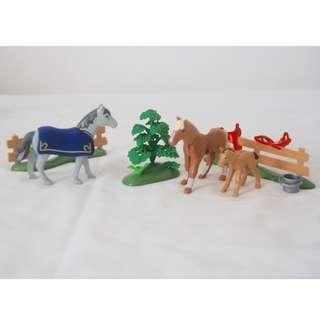 Playmobil horse family (Playmobil 4188)