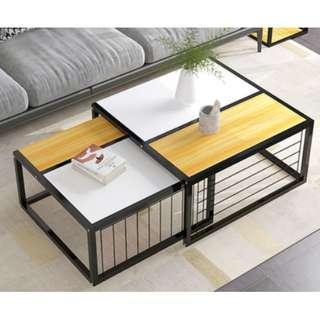 Scandinavian Style Center Table
