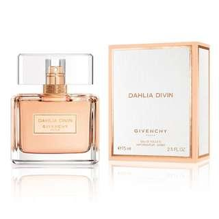 Givenchy Dahlia Divin EDT for Women (75ml/Tester)