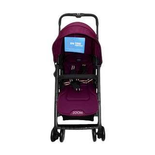 Baby Elle Zoom S705 Kereta Dorong Bayi - Purple