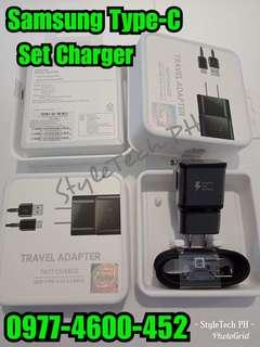 Samsung Type-C Set charger for all type of type-c unit phone