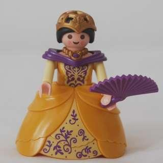 Playmobil queen with fan (Playmobil 4657)
