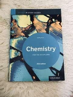 Oxford IB Study Guides: Chemistry for the IB Diploma, 2014 edition