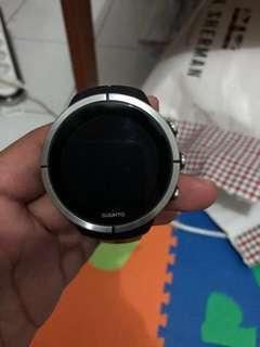 [REPRICEE!!]Suunto spartan ultra black (smartwatch) with hr (heart rate)