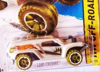 New: Collectibles HOT WHEELS Land Cruiser