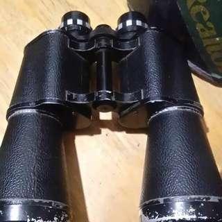"Subax Coated Optics"" VINTAGE"" Binocular 100x100 Field 5 Degree"