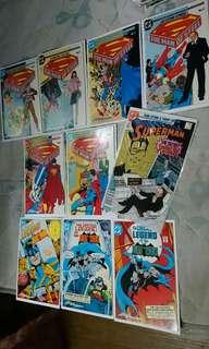 Superman and Batman Mini Series