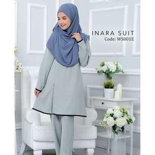 Inara Suit Blouse & Seluar