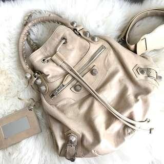 b4ff9e5fa6 Balenciaga Giant Pompom Bag