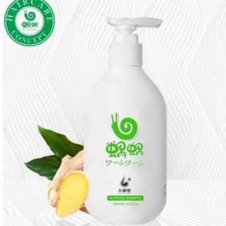 WOWO Pure Ginger Shampoo for SALE!!!