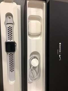 Apple Watch series 3Nikeplus
