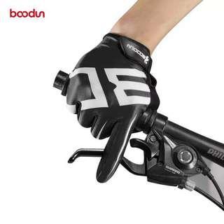 Boodun戶外outdoor bickly活動騎車運動防護保護手套
