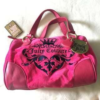 Original Juicy couture Vivid hot pink