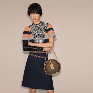 Louis Vuitton Boite Chapeau Souple Bag