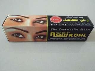 Eyeliner Eyelash lines & Eyelids Rani Kohl