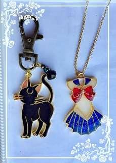 Sailor Moon Luna Set