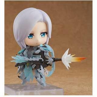 Pre-Order for Nendoroid 1025-DX - Hunter: Female Xeno'jiiva Beta Armor Edition DX Ver.