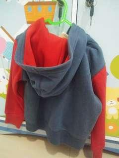 #jualanibu sweater untuk anak laki  merk converse original