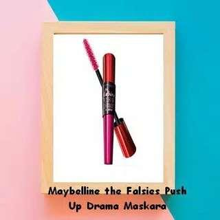 Maybelline Push Up Drama Maskara