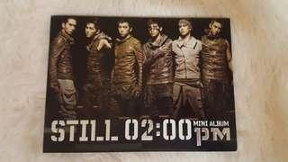 2PM mini album Still 2PM