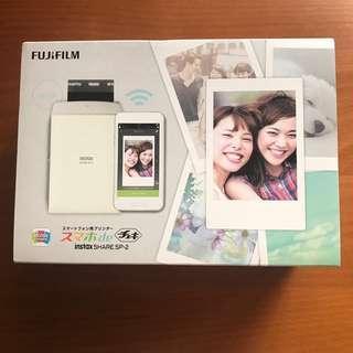 Fujifilm instax sharp SP-2 全新連2盒相紙