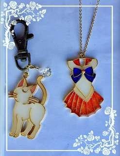 Sailor Venus Artemis Set