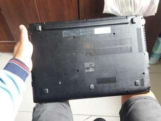 Laptop acer 15.000 nego sampai jadi, full aplikasi editing