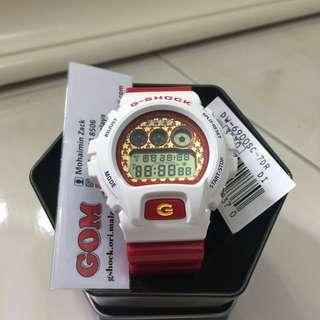 G-Shock DW6900SC7 Deadstock