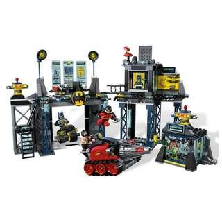 LEGO DC Super Heroes Batman 6860 不連人仔