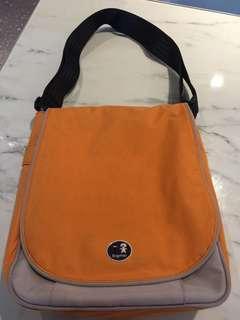 Preloved Crumpler-Similar Laptop Sling Bag